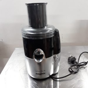 Ex Demo Magimix Le Duo Plus XL Juicer For Sale