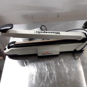 Ex Demo Sirman Minneapolis SIGILL S 400/2 Bag Sealer For Sale