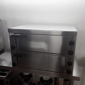 Used Lincat PO89X Double Pizza Oven For Sale