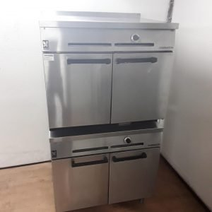 Used Falcon Dominator Double Oven For Sale