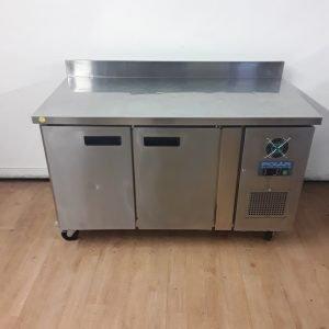 Used Polar DL916 2 Door Bench Freezer For Sale