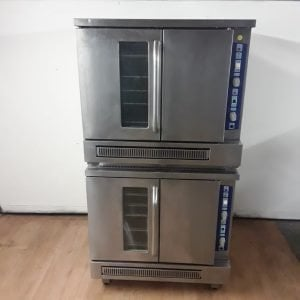 Used Falcon G7208 Double Convection Oven For Sale