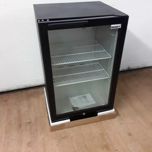 Ex Demo Polar G592 Stainless Upright Single Fridge For Sale