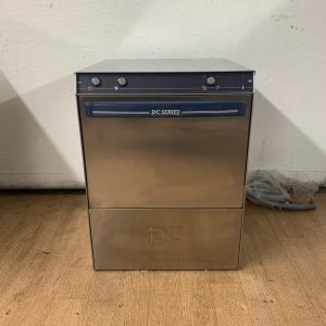 Used DC SXG45 IS D Glasswasher with Drain Pump & Integral Water Softener For Sale