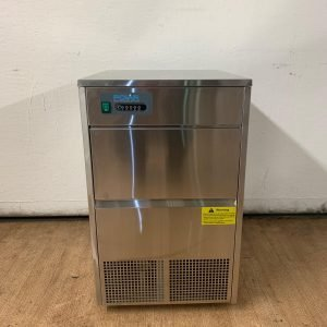 New B Grade Polar GL192 Spray Ice Maker 50kg in 24 hour For Sale