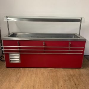 Used Moffat  Chilled self serve counter For Sale
