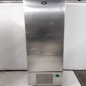 Used Foster PROB600LW-A Stainless Steel Single Upright Freezer Tropical For Sale