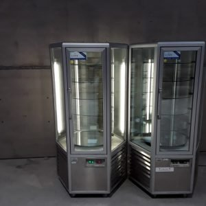 Used Techfrigo Snelle 600 R Rotating Cake Display For Sale