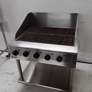 Used Lincat OG8402/N Freestanding Char Grill For Sale