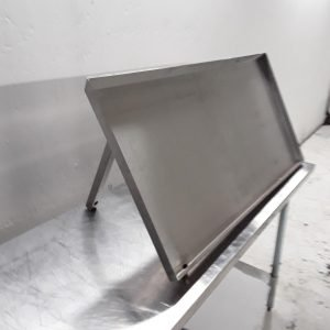 Used   Stainless Steel Drainage Shelf For Sale