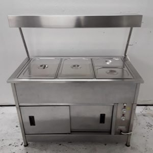 Used   Hot Cupboard Heated Gantry For Sale
