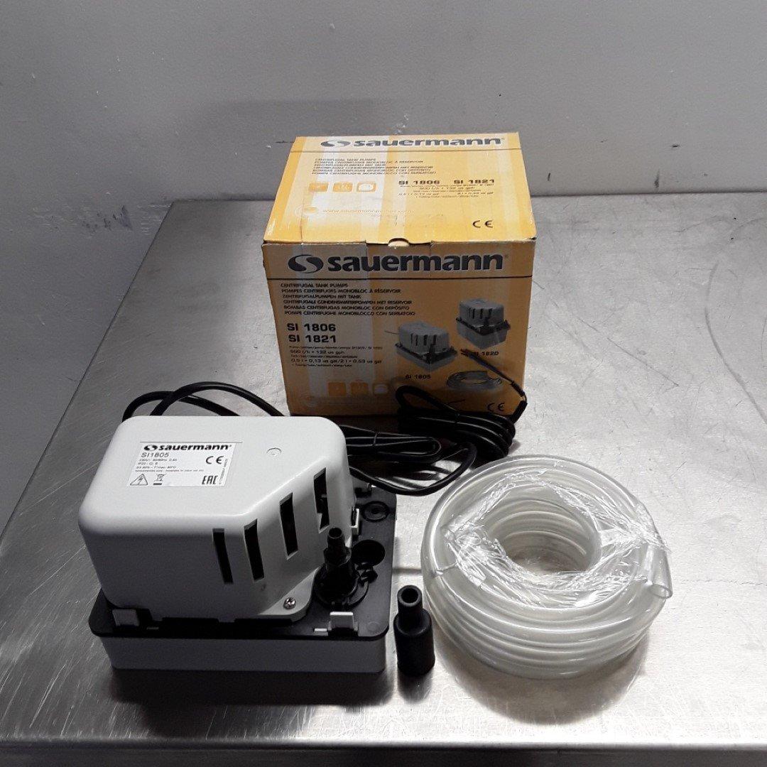 New B Grade Saurmann / Classeq SI1805 / AF309 Ice Machine Drain Pump For Sale