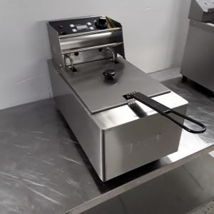 Used Buffalo L490 Single Table Top Fryer 5L For Sale