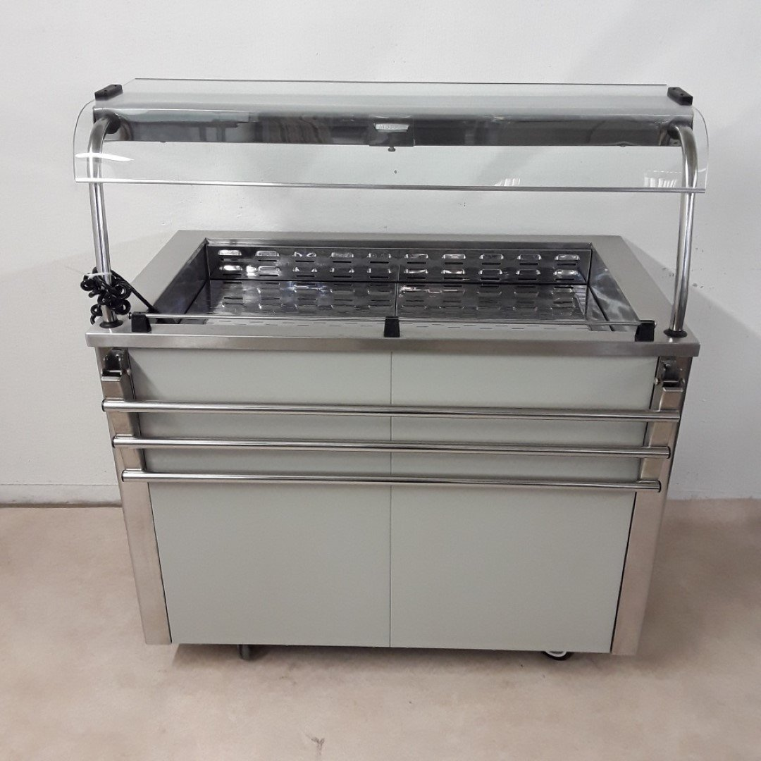 Used Moffat VCRW3 Chilled Display For Sale