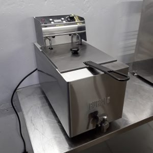Ex Demo Buffalo GH124 Table Top Fryer 8L For Sale