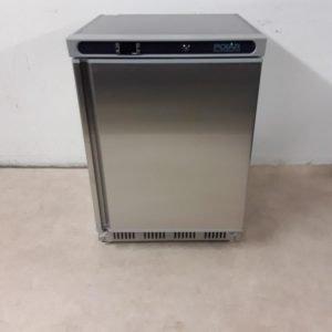 New B Grade Polar CD080 Stainless Steel Under Counter Fridge For Sale