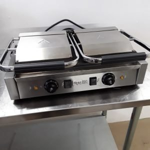 Used Dualit CM112 Double Panini Contact Grill For Sale