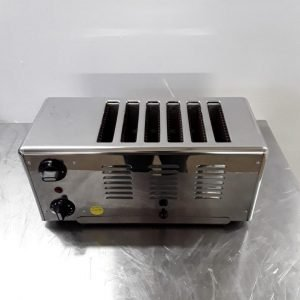 Used Rowlett DA206 6 Slot Toaster For Sale