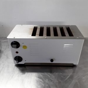 Used Rowlett DL278 6 Slot Toaster For Sale