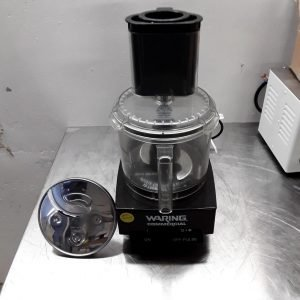 Used Waring CD666 Food Processor Slicer For Sale
