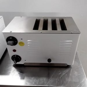Used Rowlett DL277 4 Slot Toaster For Sale
