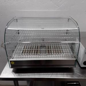 Used Buffalo CK916 Heated Food Display For Sale