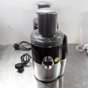 Used Magimix Le Duo Plus XL Juicer For Sale