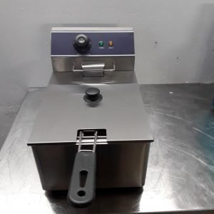 New B Grade  KY-6L Single Table Top Fryer 6 L For Sale