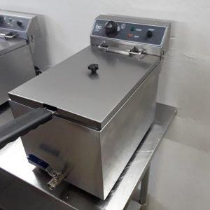New HC HC-SFE1-17D Single Table Top Fryer 17L For Sale