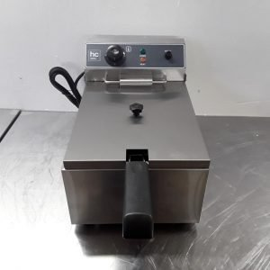 New HC HC-SFE1-10 Single Table Top Fryer 10L For Sale