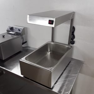 New HC HC-CD Table Top Chip Scuttle For Sale