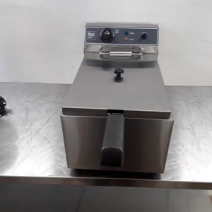 New HC HC-SF1-17 Single Table Top Fryer 17L For Sale