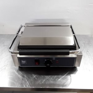 New HC HC-CG3 Panini Contact Grill For Sale