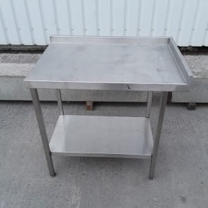 Used   Stainless Steel Table For Sale
