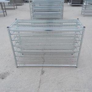 Used Caddie  7 Tier Rack For Sale