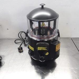 Ex Demo Buffalo CN219 Hot Chocolate Dispenser For Sale