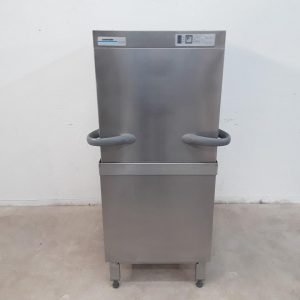 Used Winterhalter GS502 Pass Through Hood Dishwasher For Sale