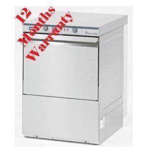 New Maidaid Halcyon Amika 50XL Dishwasher 500mm Gravity 58cmW x 61cmD x 83cmH