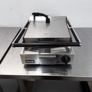 Ex Demo Lincat LRG Panini Contact Grill For Sale