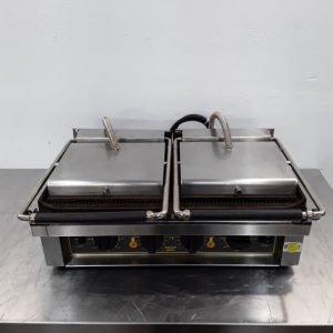 Used Roller Grill  Panini Contact Grill For Sale