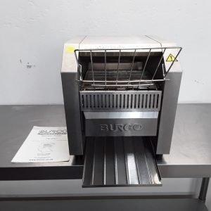 Ex Demo Burco TSCNV01 Conveyor Toaster For Sale