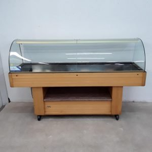 Used Enofrigo Europa 2055 Chilled Display Salad Bar For Sale