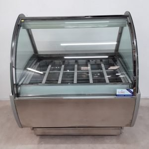 Used   Ice Cream Display Freezer For Sale