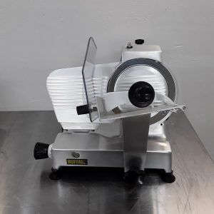 Ex Demo Buffalo CD277 Meat Slicer 22cm For Sale