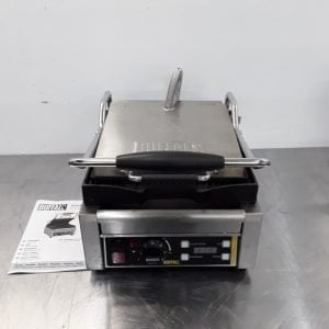 Ex Demo Buffalo L501 Panini Contact Grill For Sale