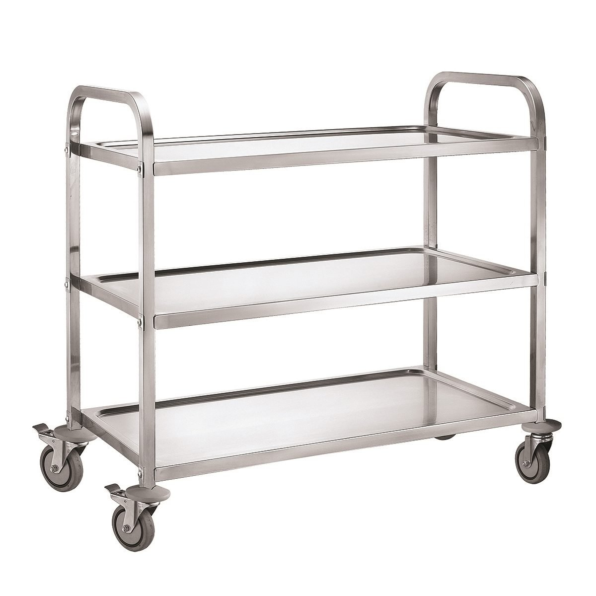 New Imettos 301002 3 Tier Service Trolley For Sale