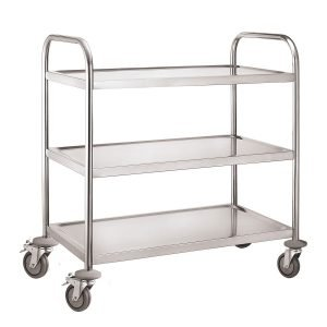 New Imettos 301004 3 Tier Service Trolley For Sale