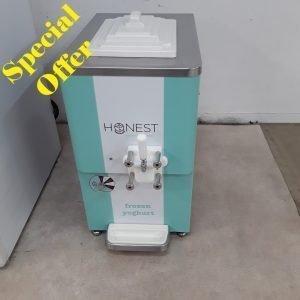 Used Smach EFE1500A+ Ice Cream Whippy Machine 45cmW x 67cmD x 88cmH