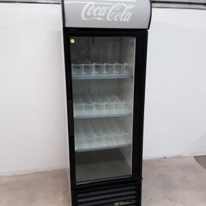 Used True GDM-23 Upright Display Fridge For Sale