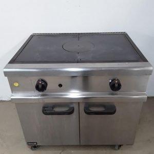 Used Lincat OG7005/N Solid Top Range For Sale